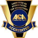 Commission on Accredidation for Correctons Accredited