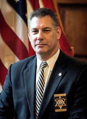Middlesex Sheriff Peter J. Koutoujian