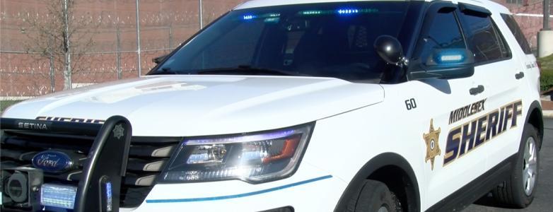 Middlesex Sheriff's Office Cruiser